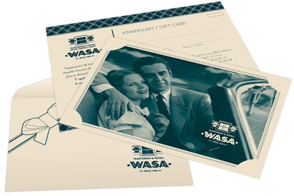 Wasa gift card